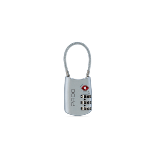 Cadeado-TSA-Personal-Prata